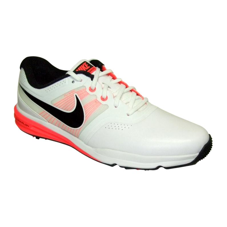 9d0caac9fb83 Cole Golf - Nike Lunar Command Golf Shoes - White Red Nike Lunar ...