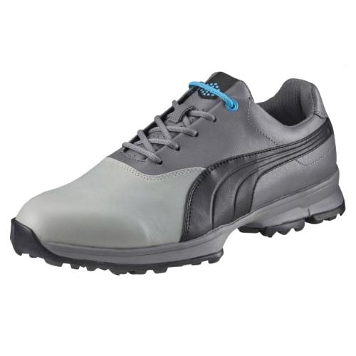 Cole Golf - Puma Golf Ace Shoes - Black Grey Puma Golf Ace Shoes ... e9822b7b5