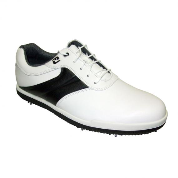Footjoy AWD Golf Shoes - White/Black