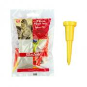 Masters 15 Cone Plastic Tees - 50mm