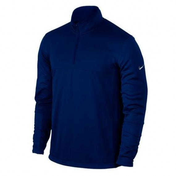 Nike Therma Fit Navy Cover Up