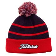 Titleist Bobble Hat - Black/Red
