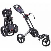 FastFold 360 Golf Trolley - Black