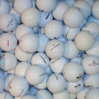 Mix of Value Branded Lake Balls - 50 Balls