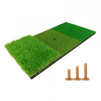 CG 3 Turf Practice Mat with 3 Rubber Tees