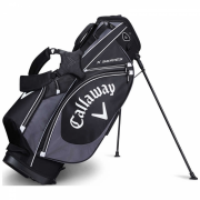 Callaway X Series Stand Bag - Black/Charcoal - 2017
