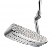 Cleveland Huntington Beach #1 Satin Putter with O/S Grip