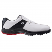 Footjoy Greenjoy White & Black Golf Shoes
