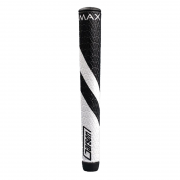 Garsen Max Putter Grip - Black/White