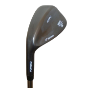 Hippo HWT Forged Black Wedge - Left Handed