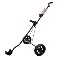 Longridge Pro-Lite Black Golf Trolley