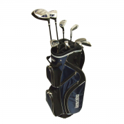 Longridge Vector Complete Steel Golf Set - Right Handed