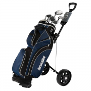 Longridge Vector Golf Set + Golf Trolley