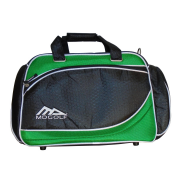 MD Golf Holdall - Black/Green