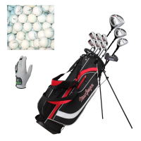 MacGregor CG 2000 Steel Package Golf Set - RH + 50 Balls + Glove