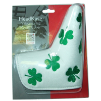 Masters Headkase Shamrock Putter Cover