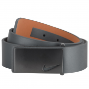 Nike Sleek Plaque Belt - Grey