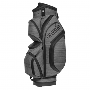 Ogio Press Cart Bag - Grey Noise