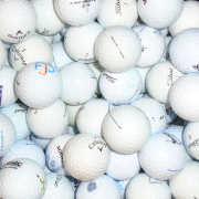 Pro Shop Mix Lake Golf Balls - 50 Balls