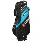 Skymax Cube Golf Cart Bag - Black/Blue