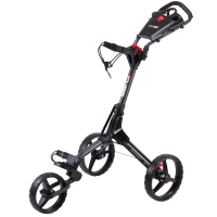 Skymax Cube 3 Wheel Trolley - Black