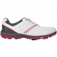Stuburt Hydro-Sport Golf Shoes - White/Red