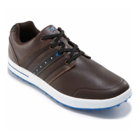 Stuburt Urban Casual Spikeless Brown Golf Shoes - 2016