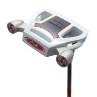 T7 Twin Engine Mallet Putter - White - RH