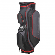 Wilson Prostaff Cart Bag - Black/Grey - 2018