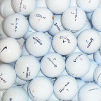 Branded Mix of Lake Golf Balls - 100 Balls