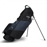 Callaway Hyperlite Zero Stand Bag - Black/Grey