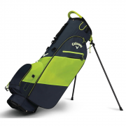 Callaway Hyperlite Zero Stand Bag - Lime Green/Black