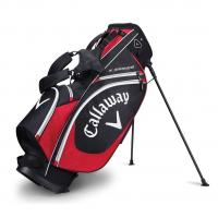 Callaway X Series Stand Bag - Black/Red - 2017