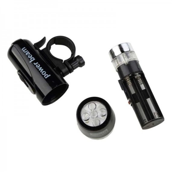 CS Bike Light Set (Front and Rear Lights)