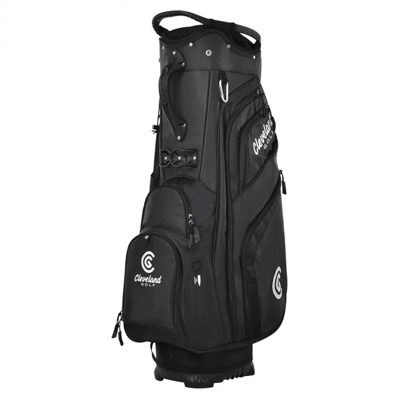 Cleveland Friday Cart Bag - Black