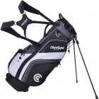 Cleveland Saturday Stand Bag - Black/White/Grey