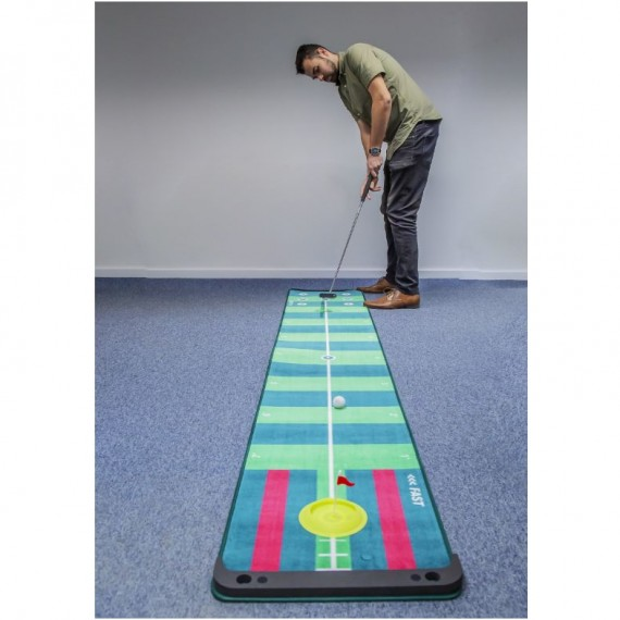 Longridge 4 Speed Putting Mat
