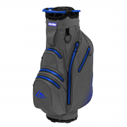 Longridge Aqua 2 Waterproof Cart Bag - Grey/Blue