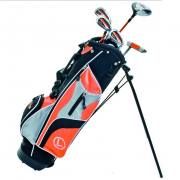 Longridge Junior Challenger Golf Set (8-11 Years) - Right Handed
