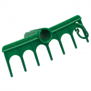 Longridge Mini Rake - Green