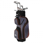 Longridge Vector Plus Complete Steel Golf Set - Right Handed