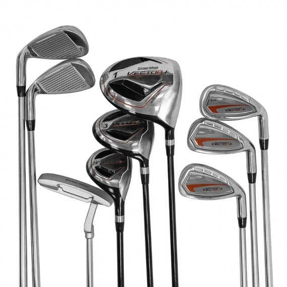 Longridge Vector Plus Complete Ladies Golf Set - Right Handed
