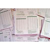 Mini Golf Scorecards (Box of 5,000)