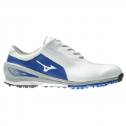 Mizuno Nexlite SL Golf Shoes - White/Blue