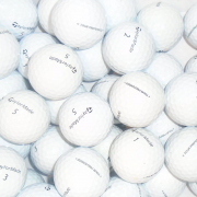 Taylormade Tour Preferred - Pearl/A Grade Lake Golf Balls - 25 Balls