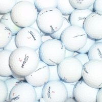 Titleist Lake Golf Ball Mix - 50 Balls