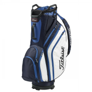 Titleist Lightweight Cart Bag - Navy/Blue/White