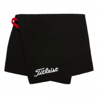 Titleist Microfibre Towel - Black