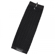 Titleist Tri-Fold Cart Towel - Black