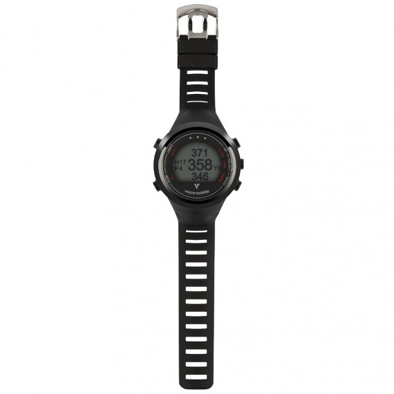 Voice Caddie T1 Hybrid Golf GPS Watch - Black